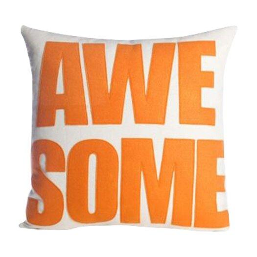 Alexandra Ferguson Awesome Throw Pillow