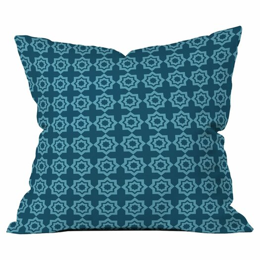 DENY Designs Khristian A Howell Moroccan Mirage Throw Pillow