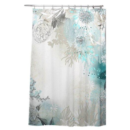 DENY Designs Iveta Abolina Seafoam Shower Curtain