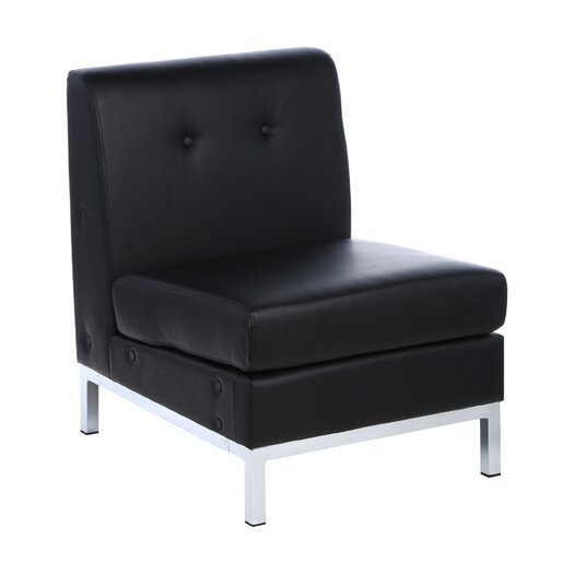 Ave Six Wall Street Slipper Chair
