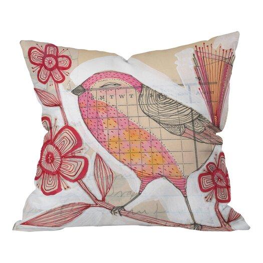 DENY Designs Cori Dantini Wee Lass Throw Pillow