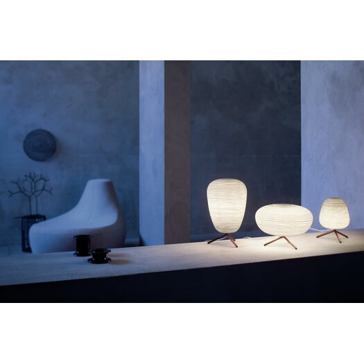 "Foscarini Rituals 3 10.5"" H Table Lamp with Sphere Shade"