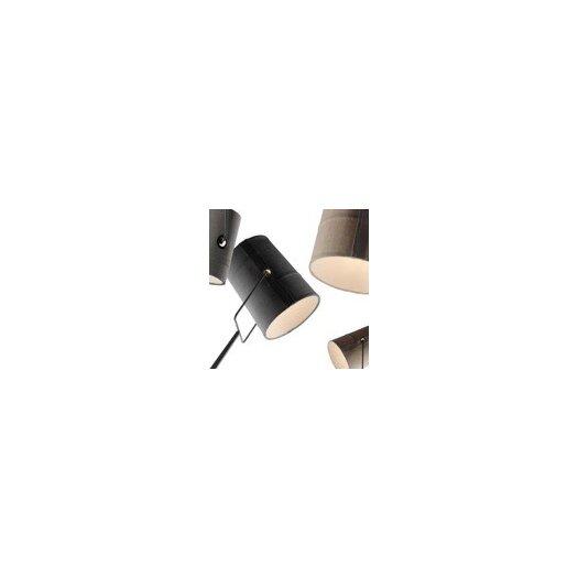 "Foscarini 13"" Fork Lamp Drum Shade"