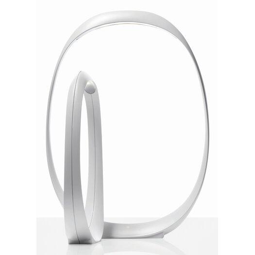"Foscarini Anisha Large 18.13"" H Table Lamp with Oval Shade"