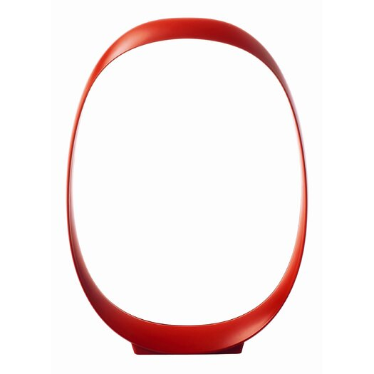 "Foscarini Anisha Small 12.63"" H Table Lamp with Oval Shade"