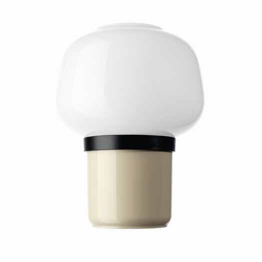 "Foscarini Doll 8.5"" H Table Lamp with Sphere Shade"