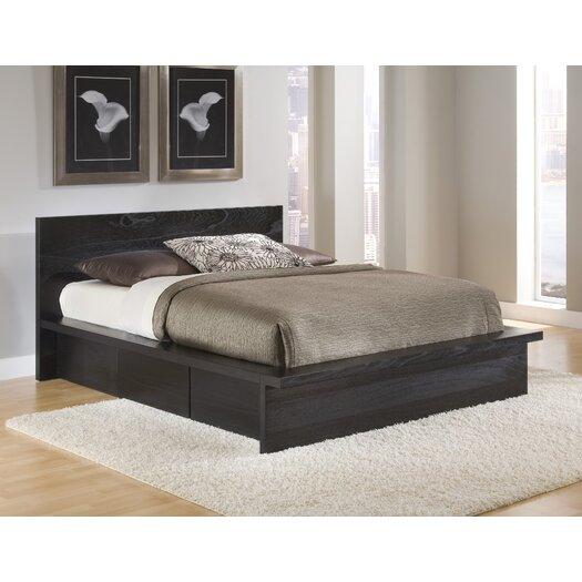 Home Image City Platform Customizable Bedroom Set