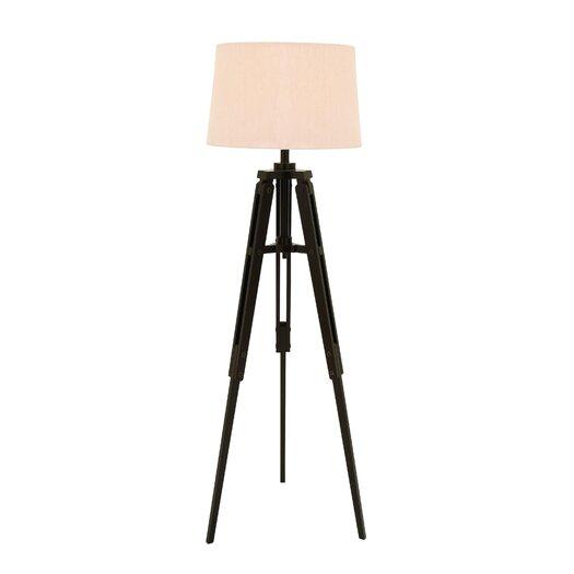 Woodland Imports Tripod Floor Lamp