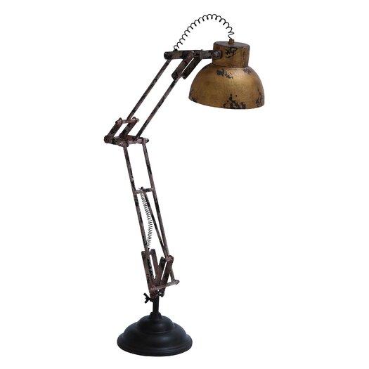 Woodland Imports Desk Decoration Lamp Statue