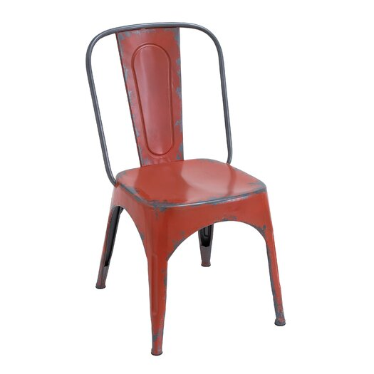 Woodland Imports Stacking Side Chair