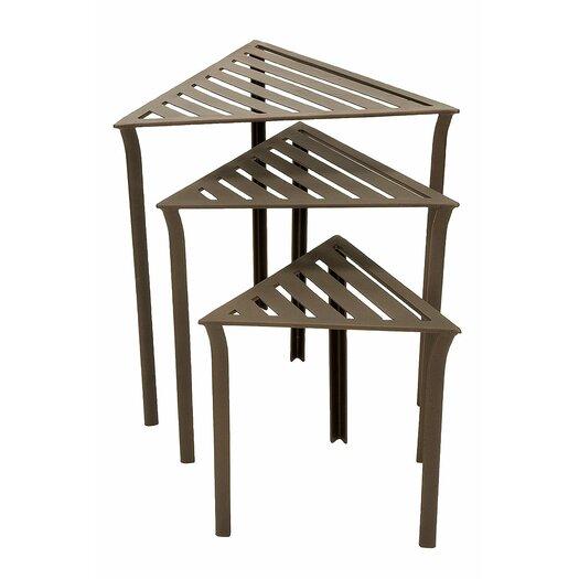 ACHLA 3 Piece Nesting Table Set