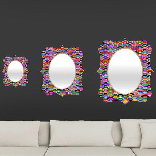 DENY Designs Fimbis A Good Day Quatrefoil Mirror