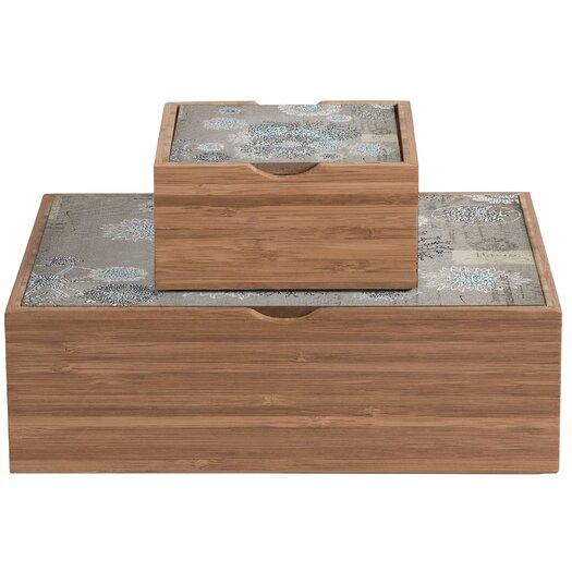 DENY Designs Iveta Abolina French Blue Storage Box