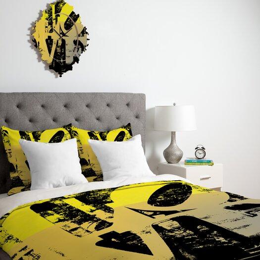 DENY Designs Amy Smith Philadelphia Love Duvet Cover Collection