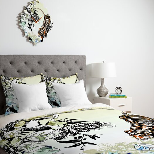 DENY Designs Aimee St Hill Tiger Tiger Duvet Cover Collection