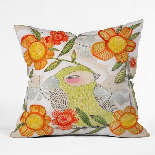 DENY Designs Cori Dantini Fine Comanions Indoor/Outdoor Throw Pillow