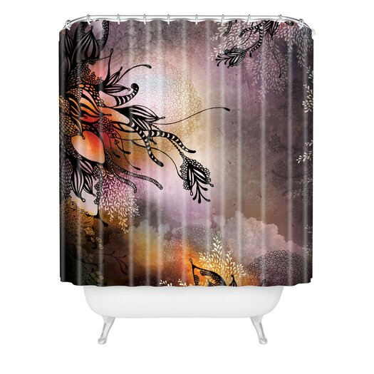 DENY Designs Iveta Abolina Rain Shower Curtain