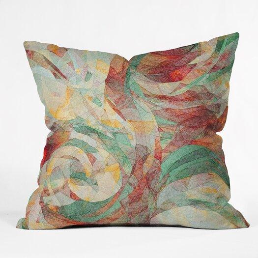 DENY Designs Jacqueline Maldonado Rapt Indoor/Outdoor Throw Pillow