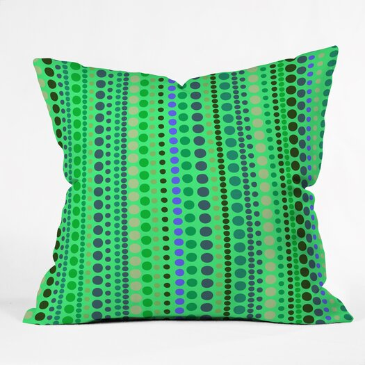DENY Designs Romi Vega Indoor/Outdoor Throw Pillow