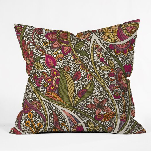 DENY Designs Valentina Ramos Kai Throw Pillow