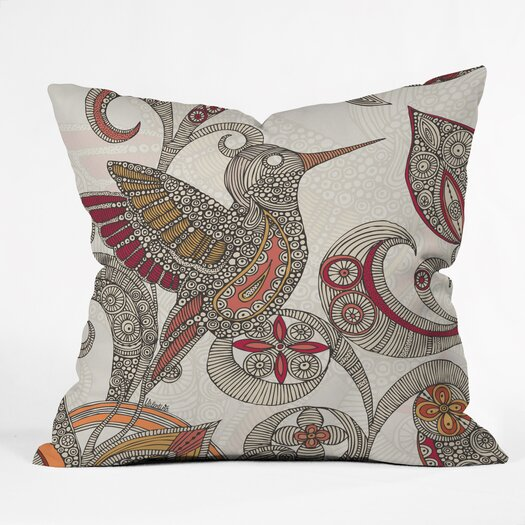 DENY Designs Valentina Ramos Flying Indoor/Outdoor Throw Pillow