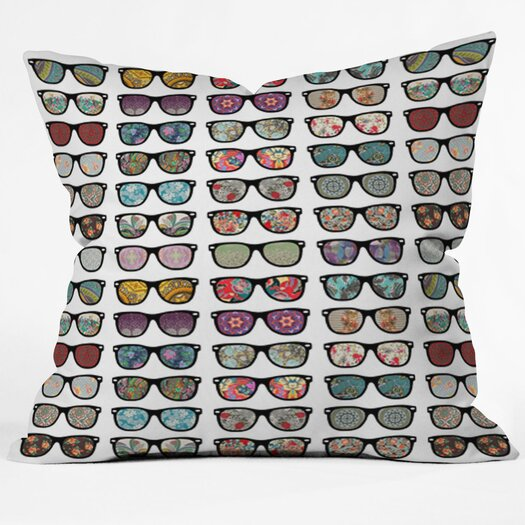 DENY Designs Bianca Green the Way I See It Indoor/Outdoor Throw Pillow