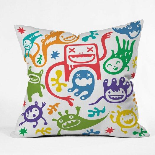 DENY Designs Andi Bird Throw Pillow