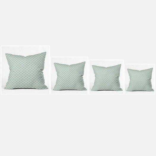 DENY Designs Sabine Reinhart Into the Sky Throw Pillow