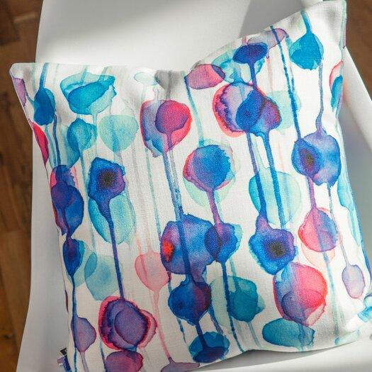 DENY Designs CMYKaren Throw Pillow