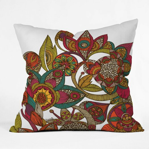 DENY Designs Valentina Ramos Garden Ava Throw Pillow
