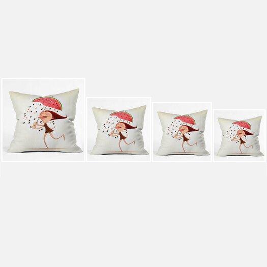DENY Designs Jose Luis Guerrero Throw Pillow