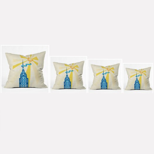 DENY Designs Jennifer Hill Throw Pillow