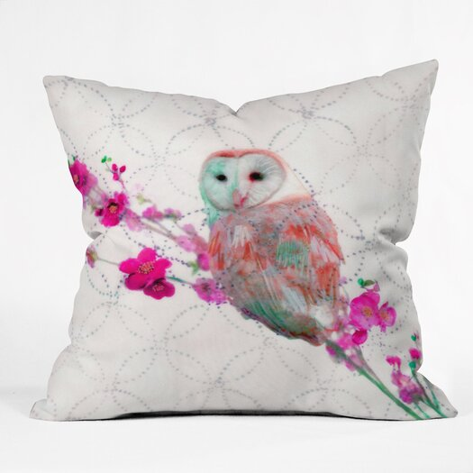 DENY Designs Hadley Hutton Quinceowl Throw Pillow