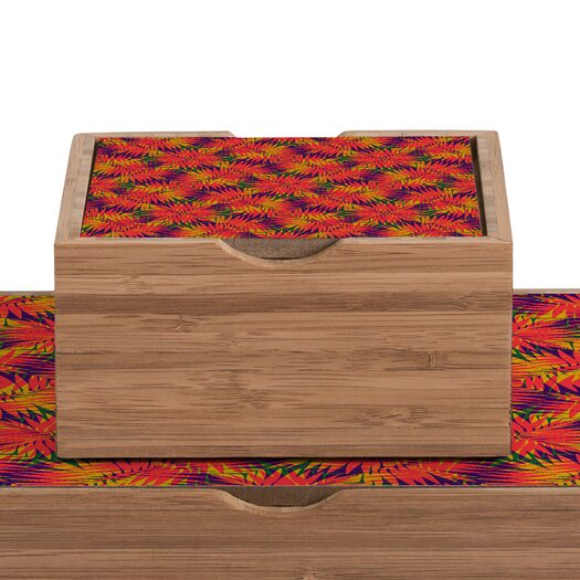 DENY Designs Wagner Campelo Tropic 4 Box