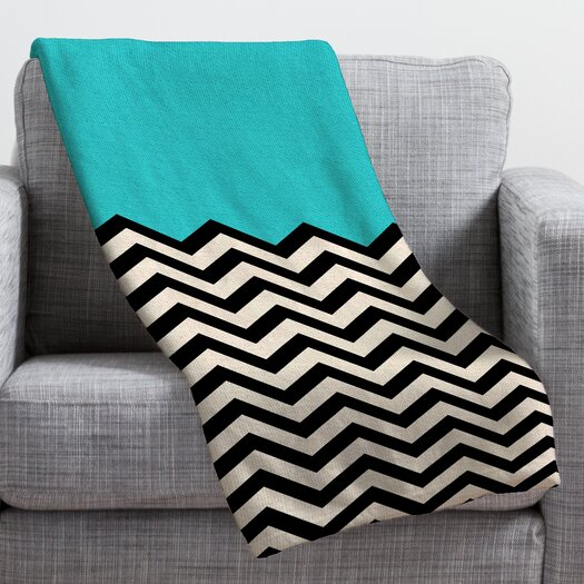 DENY Designs Bianca Green Throw Blanket