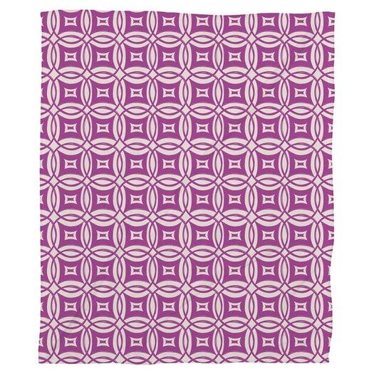 DENY Designs Khristian A Howell Desert Twilight 12 Throw Blanket