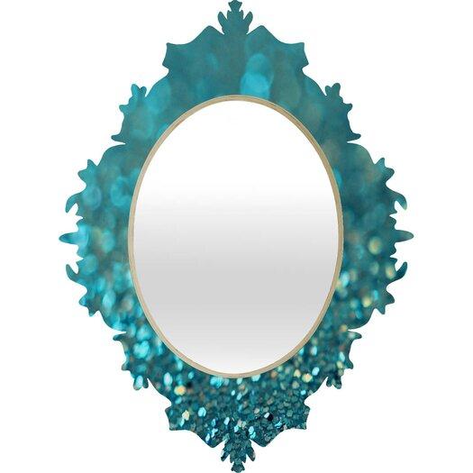 DENY Designs Lisa Argyropoulos Aquios Baroque Wall Mirror
