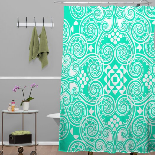DENY Designs Budi Kwan Decographic Shower Curtain