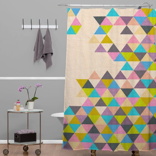 DENY Designs Bianca Green Completelyin Shower Curtain