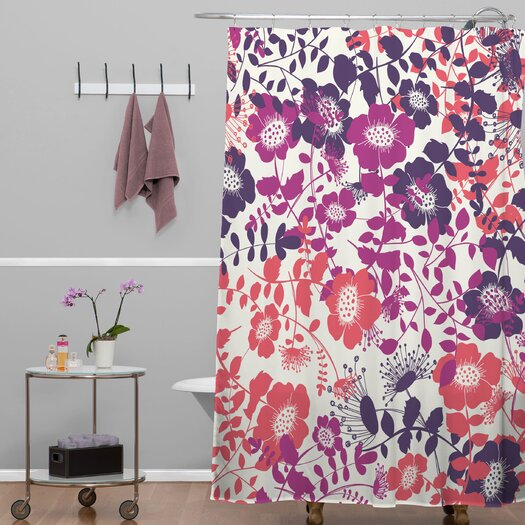 DENY Designs Khristian A Howell Provencal Lavender 2 Shower Curtain