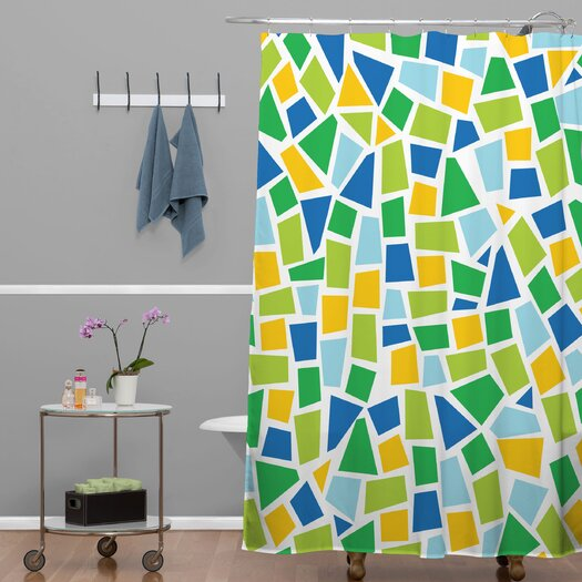 DENY Designs Khristian A Howell Baby Beach Bum A6 Shower Curtain