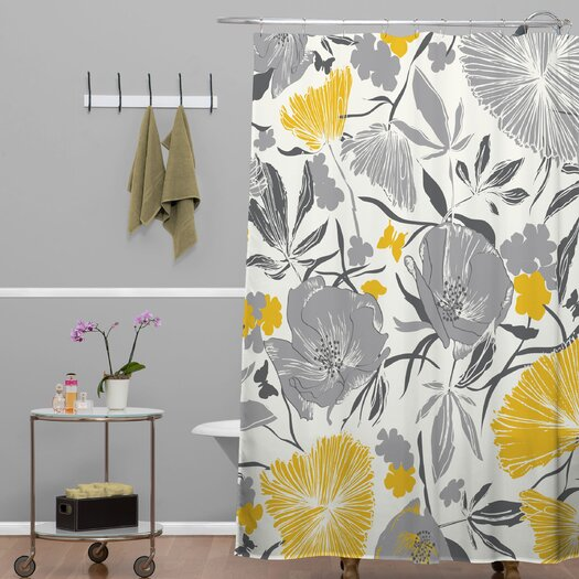 DENY Designs Khristian A Howell Bryant Park 3 Shower Curtain