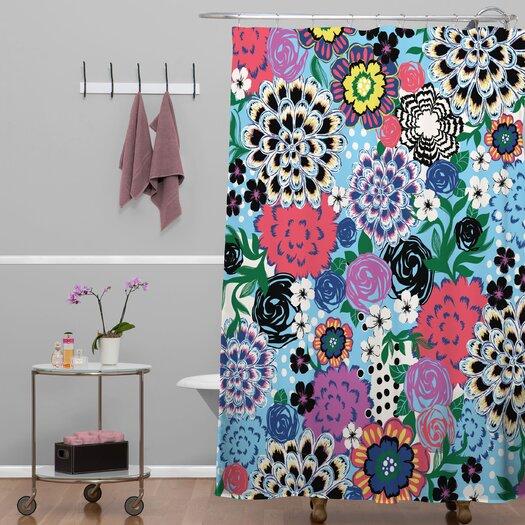 DENY Designs Khristian A Howell Valencia 1 Shower Curtain