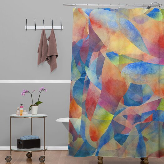 DENY Designs Jacqueline Maldonado This Is What Your Missing Shower Curtain