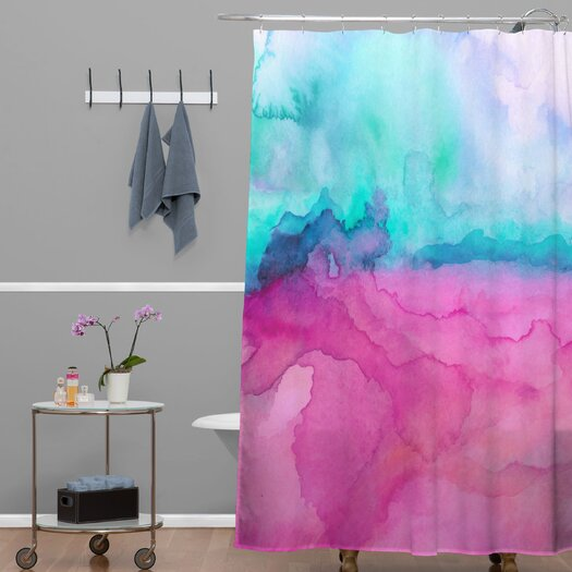 DENY Designs Jacqueline Maldonado Tidal Shower Curtain