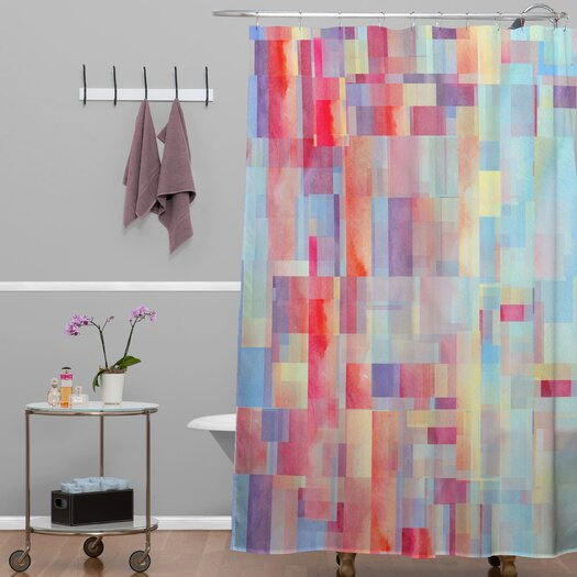 DENY Designs Jacqueline Maldonado Shapeshifter Shower Curtain