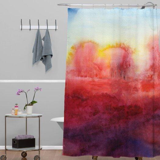 DENY Designs Jacqueline Maldonado Where I End Shower Curtain