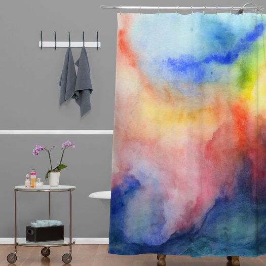 DENY Designs Jacqueline Maldonado Torrent 1 Shower Curtain