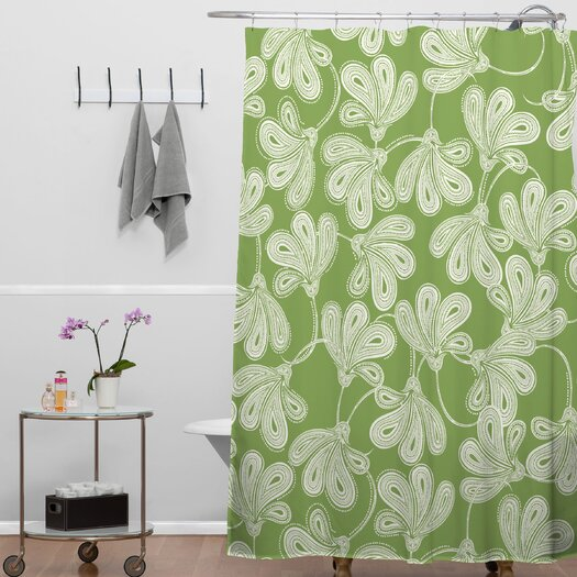 DENY Designs Khristian A Howell Provencal Thyme Shower Curtain