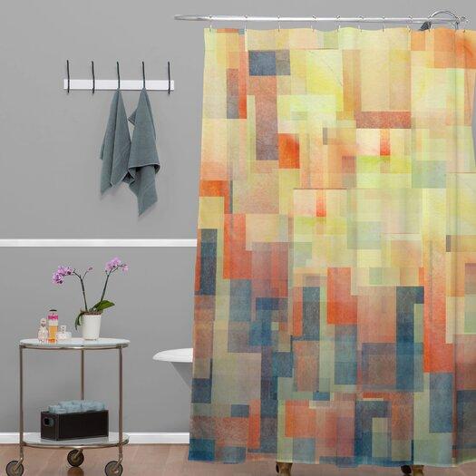 DENY Designs Jacqueline Maldonado Cubism Dream Shower Curtain